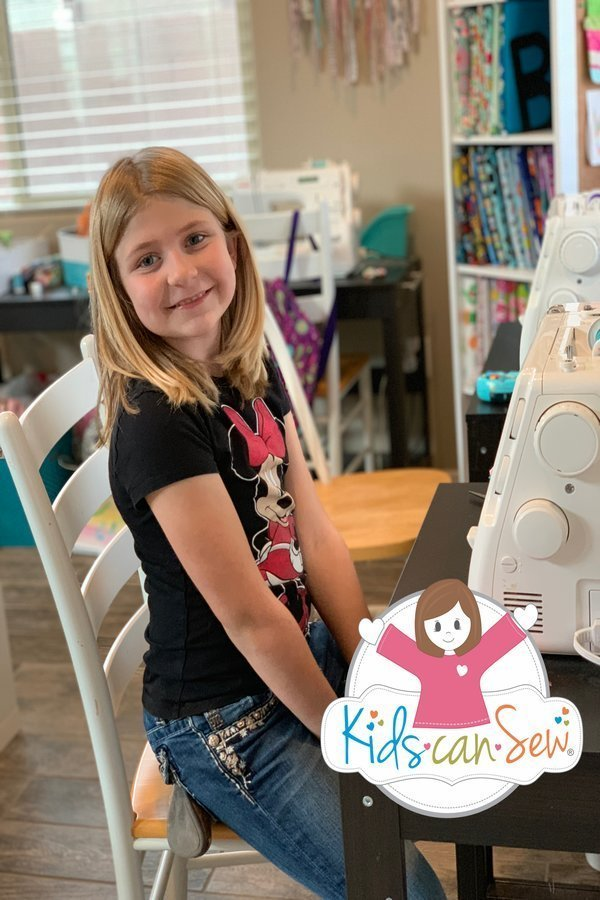 Benefits of using a curriculum in your sewing school - Kids Can Sew