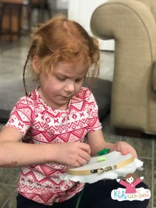 Age appropriate sewing - Kids Can Sew